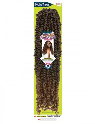 Nala Tress Passion Twist 20""