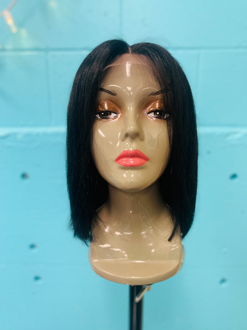 Forever Snatched Virgin Wig by Stacy- Kelly Wig