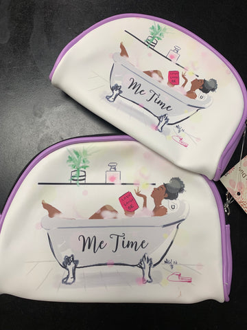 """Me Time"" Make-Up Bag"