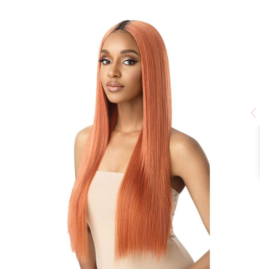 Outre Color Bomb Synthetic Lace Front Sediyah Wig