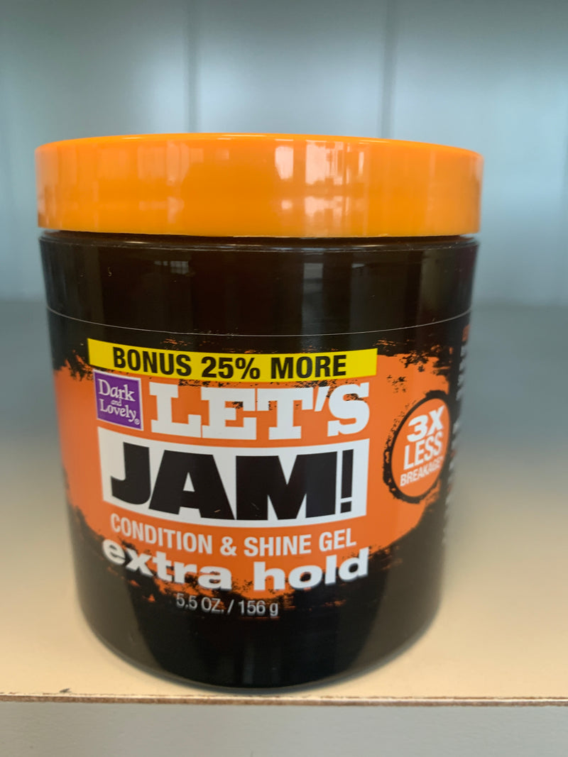 Lets Jam Extra Hold Gel