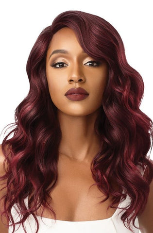 Outre L-Part Swiss Lace Front Amiyah Wig