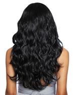 "Mane Concept Mega Brazilian Bodywave Weave 3PC + Closure 14""/16""/18"""