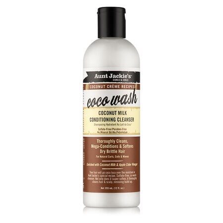 Aunt Jackie's Coco Wash Conditioning Cleanser