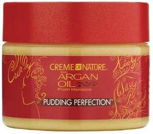 Crème of Nature with Argan Oil Pudding Perfection