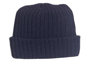 Solid Cotton Knit Beanies