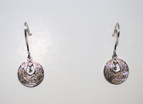 Dancing Diamond Earrings SOLD