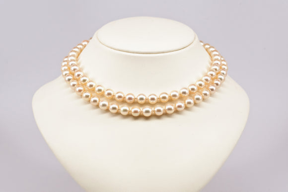 30 Inch Cultured Pearl Strand