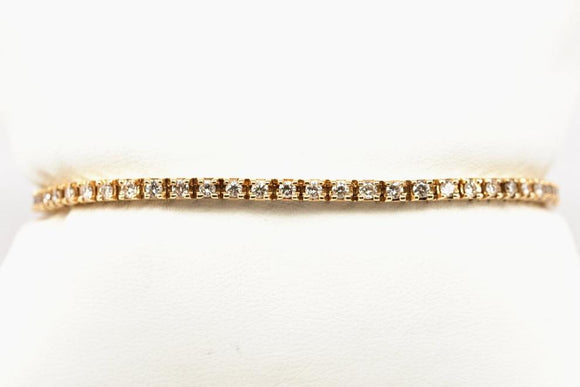 SOLD 1.75tw Diamond Tennis Bracelet