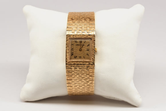 Vintage Gold Lucien Piccard Ladies' Watch