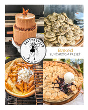 Load image into Gallery viewer, SaltNCopper Lunchroom Preset Bundle