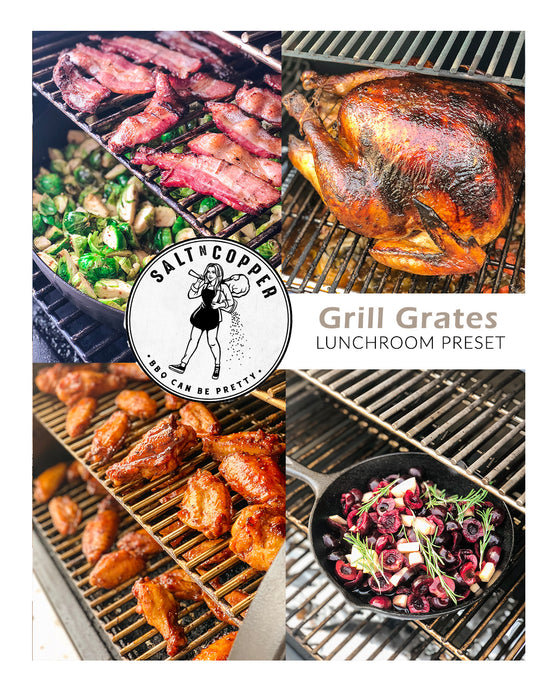Grill Grates Lunchroom Preset