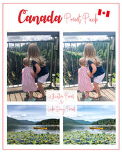 Load image into Gallery viewer, Canada Presets Pack