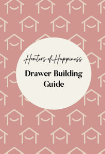 Drawer Building Guide