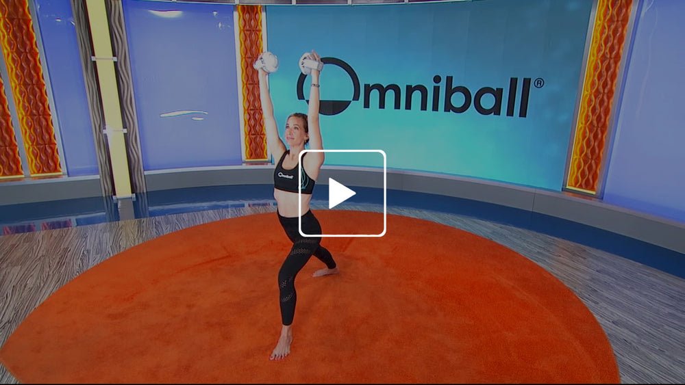 Omniball® Gentle Yoga