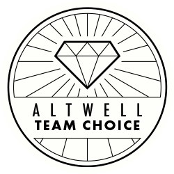 Altwell team choice emblem