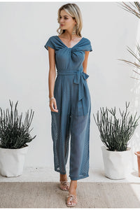 Lazy Sunday Afternoon Jumpsuit