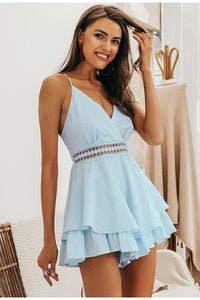 Mykonos Playsuit