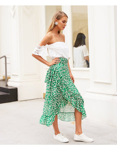 That's A Wrap Skirt
