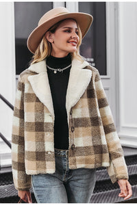 Looking For Trouble Faux Fur Coat