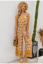 Load image into Gallery viewer, Summer Rain Drops Jumpsuit