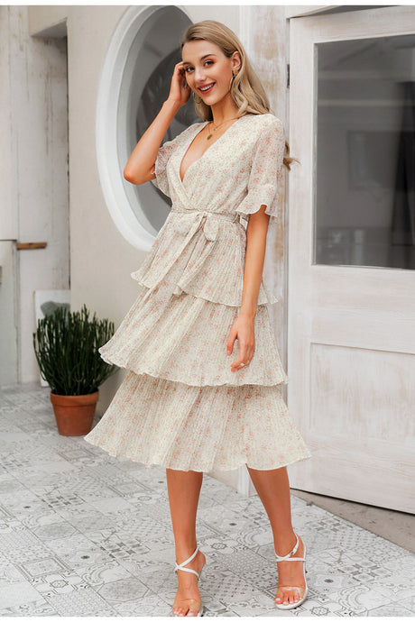Take Me To Italy Dress