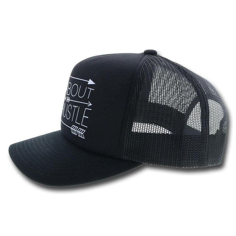 """Hustle"" Black"