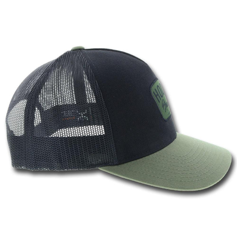 """Hometown"" Black/Green"