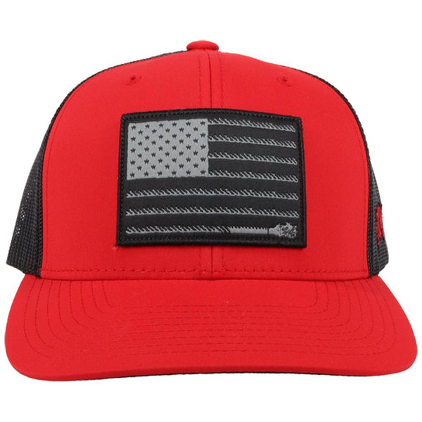 """Liberty Roper"" Red/Black Youth"