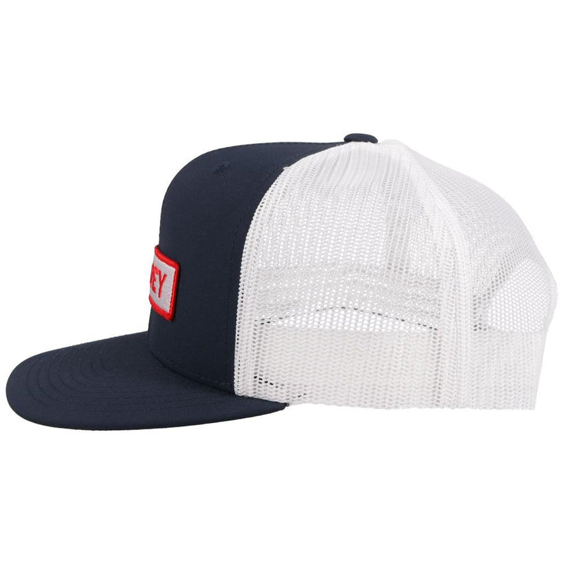 """Lockup"" Navy/White Youth"