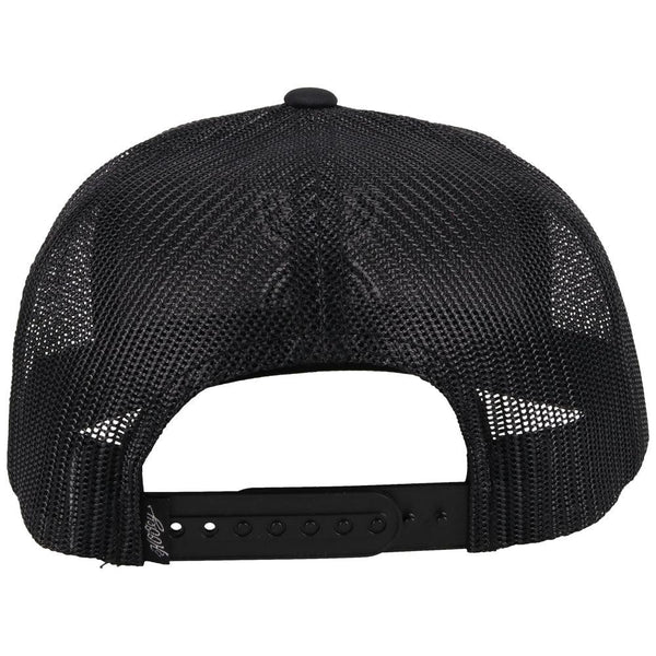 """Baller"" Black/White Hat"