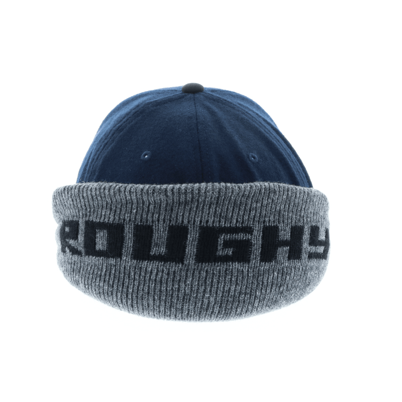 """Out Cold"" Navy/Grey"