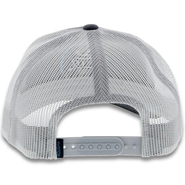 "Roughy ""Strap"" Grey/White"