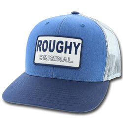 HOOey Boys S Blue Roughy Baseball Cap Blue One Size