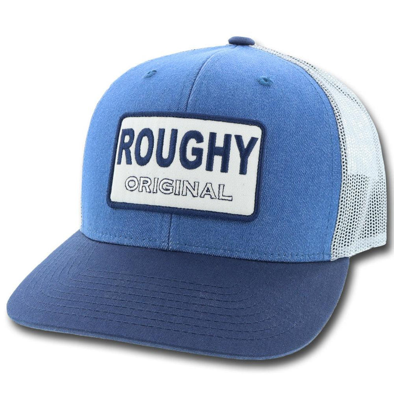 """Roughy Original"" Blue/Grey"