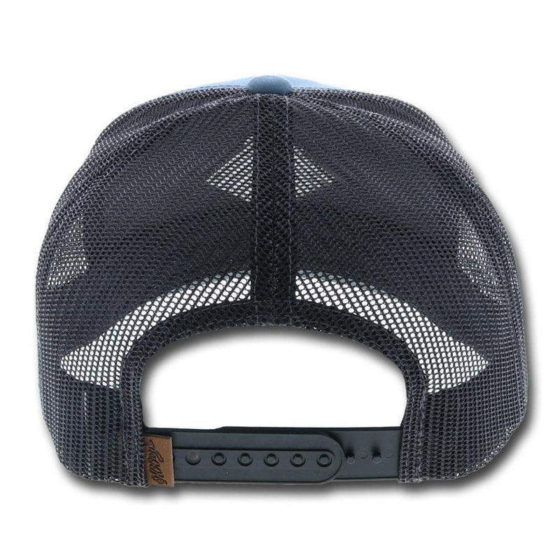 """Graphite"" Blue/Black"