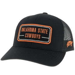 """Oklahoma State"" Black Patch"