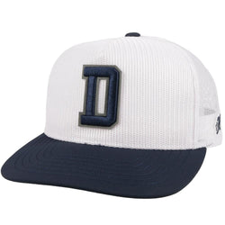 Dallas Cowboys Hat (White)