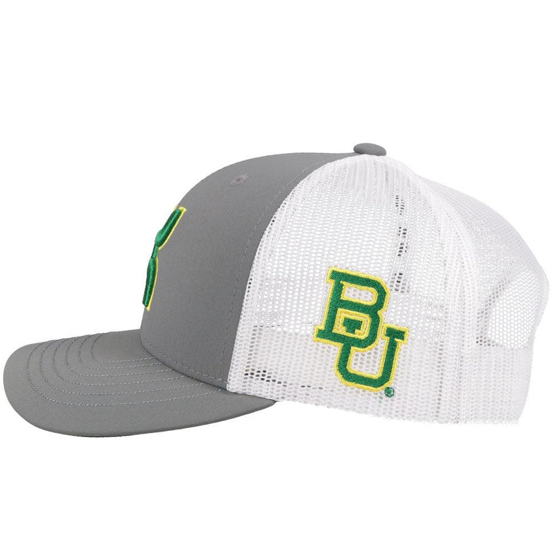 Baylor University Grey/White