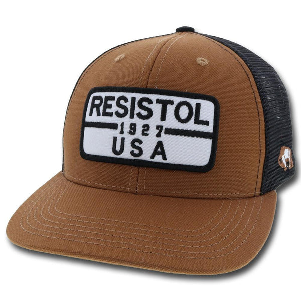 """Resistol"" Tan/Black"