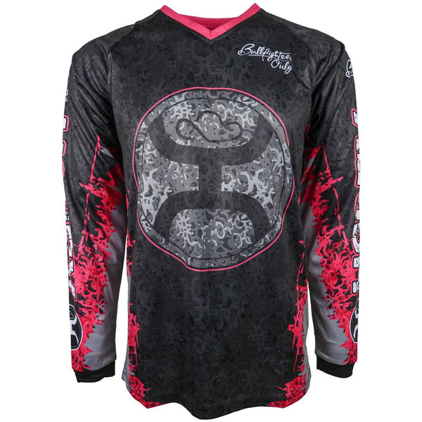Youth BFO Jersey Black/Pink