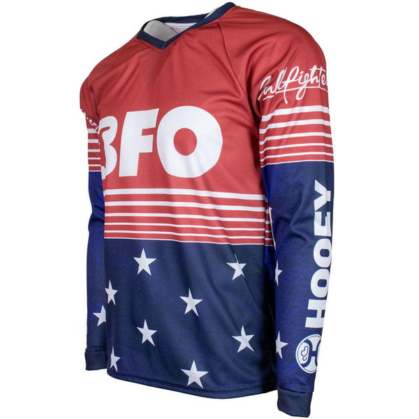 BFO Youth Jersey Red/Navy