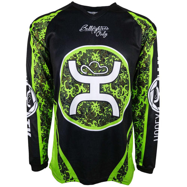 YOUTH BFO Jersey Green/Black