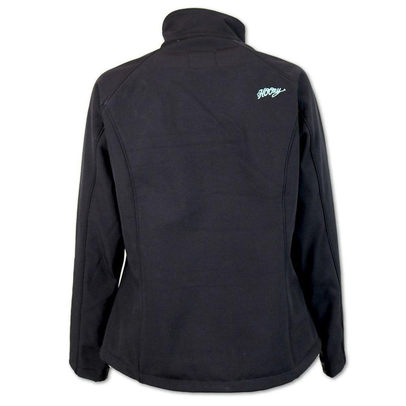 Softshell Jacket - Black/Turquoise