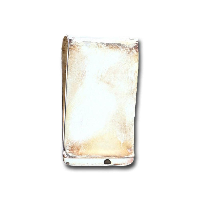 HOG Money Clip Silver/Copper
