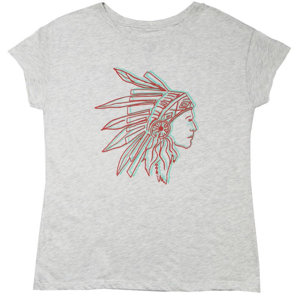 "Girl's ""Spirit Warrior"" White"