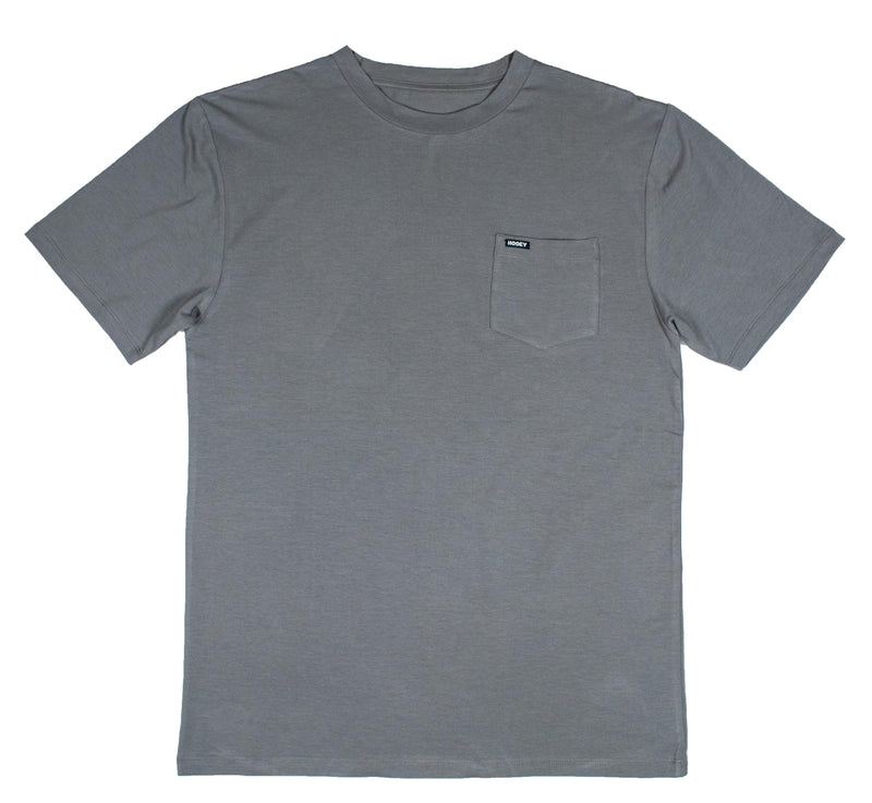 """The San Jose"" Grey Bamboo Shirt"