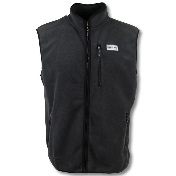 """Hooey Youth Vest"" Charcoal"