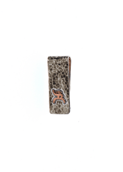 Roughy Copper Money Clip