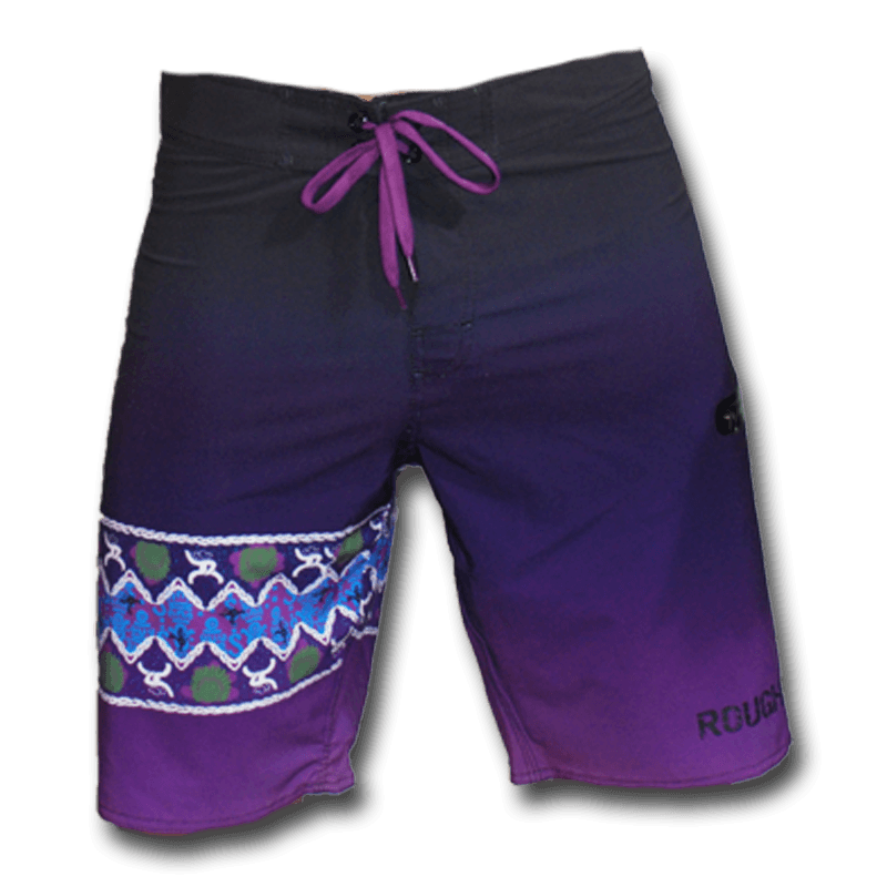 "YOUTH ""Roughy"" Black/Purple"